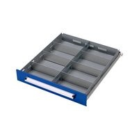 Schubladen-Einteilungs-Set BASIC RW, 8-fach