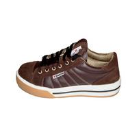 S3 İş güvenliği ayakkabısı spor - deri Kahverengi