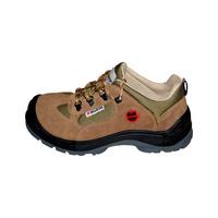 S1-P iş güvenliği ayakkabısı süet Bej
