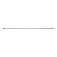 Kablo bağları, misket kilitlemeli paslanmaz çelik AISI 304