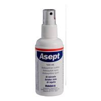 Antiseptinen liuos Asept