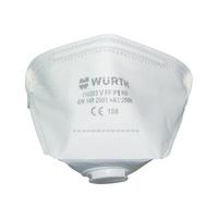 P3 Katlanabilir Ventilli Solunum Maskesi