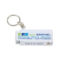 Porte-clés Mini règle pliante