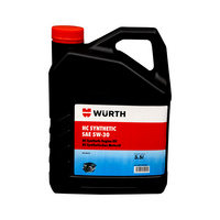 HC Synthetic Engine Oil 5W-30