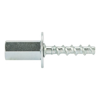 Concrete screw with female thread W-BS/S