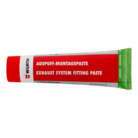 Exhaust assembly paste