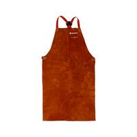 Tablier de soudeur cuir marron
