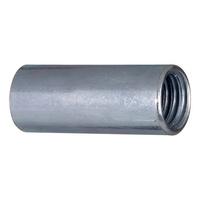 Entretoise cylindrique en acier zingué