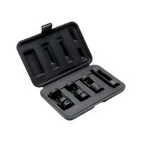 Kapalı dizel enjektör ağız adp.soketi,1/2 inç,4 p.