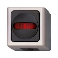 Elmo<SUP>®</SUP> AP-Feuchtraum Kontrollschalter