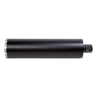 Long-life & speed diamond wet core bit 1 1/4 inch