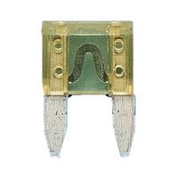Flat blade fuse MINI Silver