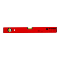 Light metal spirit level 20 cm
