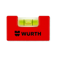 Small spirit level with magnet
