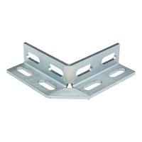VARIFIX 角形连接器,90°,8 个长孔