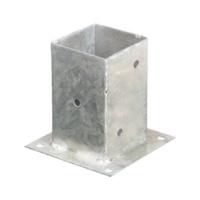 Portapilastro quadrato