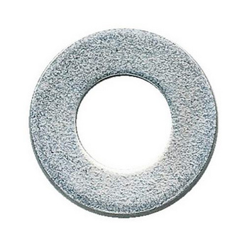 Rondella piatta per bulloni e dadi esagonali