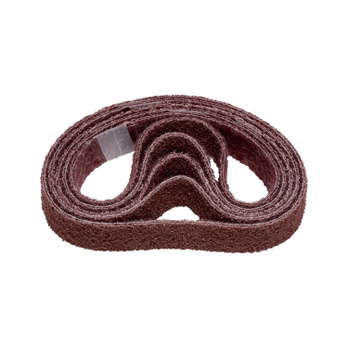 Flísový brúsny pás pre pásovú brúsku na rúrky