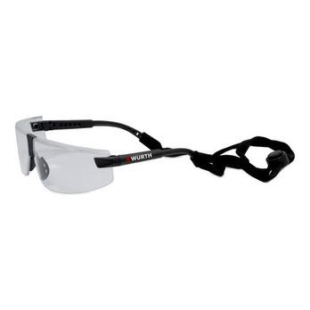 Ochranné okuliare EXOR, šedé
