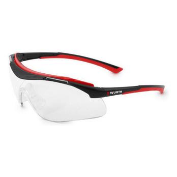 Ochranné okuliare VOLTOR, sivé