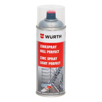 Zinkový sprej PERFECT na kovové povrchy, 400 ml