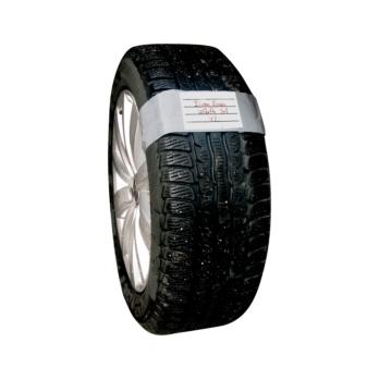 Etichetta adesiva per pneumatici