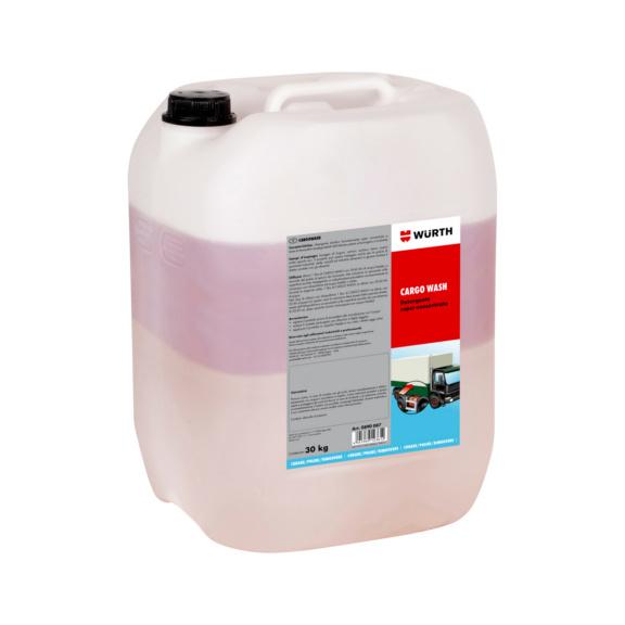Detergente bicomponente CARGOWASH EXTRA FORTE - 1