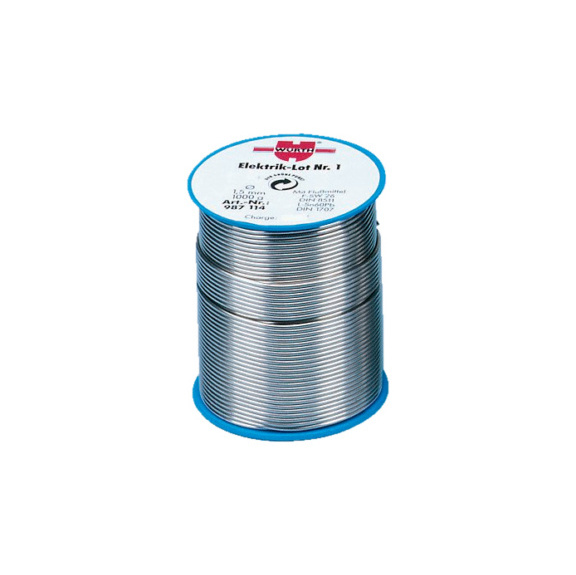 Electronic solder no. 1 - 0987111