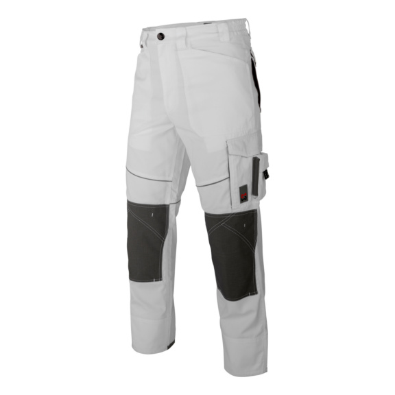 Pantalons STARLINE<SUP>®</SUP> Plus - PANTALON STARLINE PLUS BLANC/GRIS T38