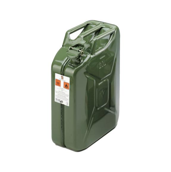 Kraftstoffkanister 20 Liter - KRFTSTKAN-STAHL-20LTR