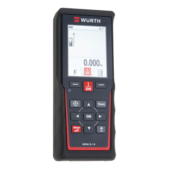 Laser-Entfernungsmesser WDM 8-14 - LASERENTFMESS-(WDM 8-14)
