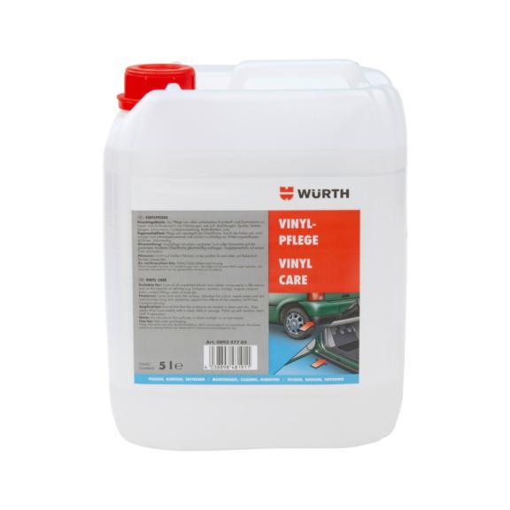 Conservação de plásticos Vinyl care - VYNIL CARE 5 L