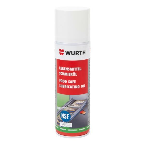 Foodstuffs lubricating oil - LUB-FDGRD-300ML