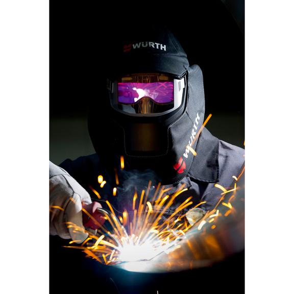 焊工帽,WSC 9-12 - 2