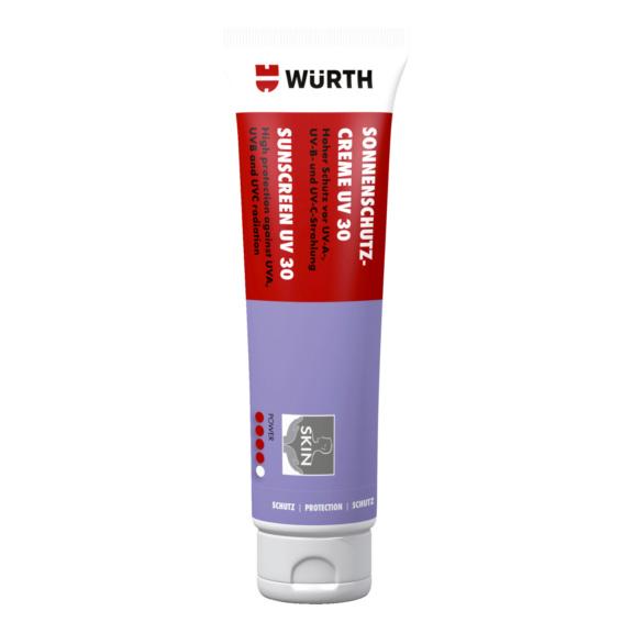 Sonnenschutzcreme UV 30 - HAUTSHTZCREME-(SONNENSCHUTZ-UV30)-100ML