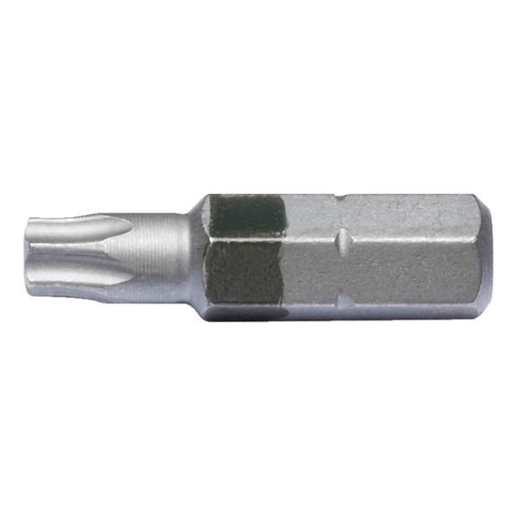 TX bit - BIT-TX25-BLACK-1/4IN-L25MM