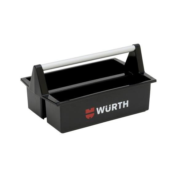 Boîte à outils ouverte - BOITE A OUTILS OUVERTE415X260X205MM