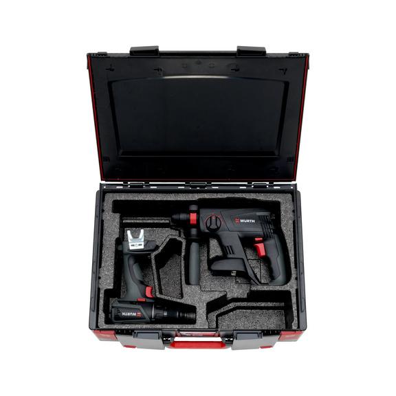 Pakiet Combo 18 V - ZESTAW ELEKTRONARZĘDZI(H18MA+BS18A)3X4AH