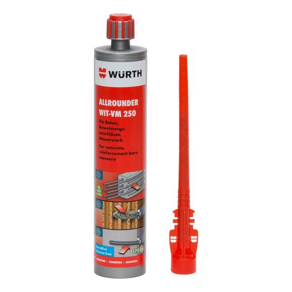 Injektionsmörtel Allrounder WIT-VM 250 - DBL-MOERT-(WIT-VM250)-330ML