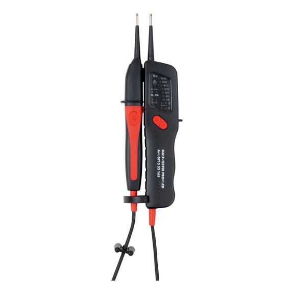 Zweipoliger Spannungsprufer Multi Tester Pro Ii Led 071553 165