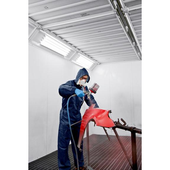 Fato de pintura reutilizável - 2