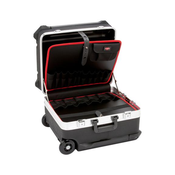 achetez caisse outils avec roulettes de transport 071593 00 en ligne. Black Bedroom Furniture Sets. Home Design Ideas