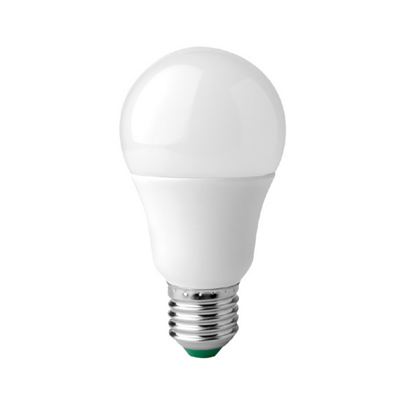 LED svítidlo,  E27 standardní, bez funkce stmívání - ŽÁROVKA-LED-E27-KLASIK-9,5W-STUD.-810LM
