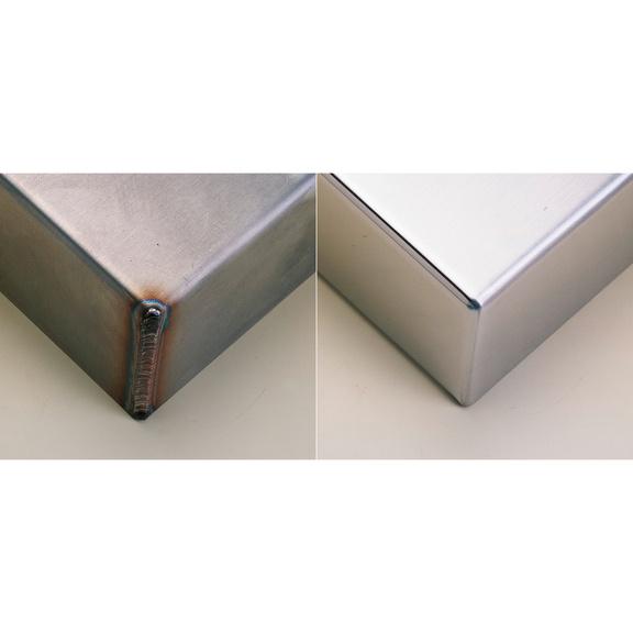 Disco de lixa de lamelas OSF<SUP>®</SUP> - 0