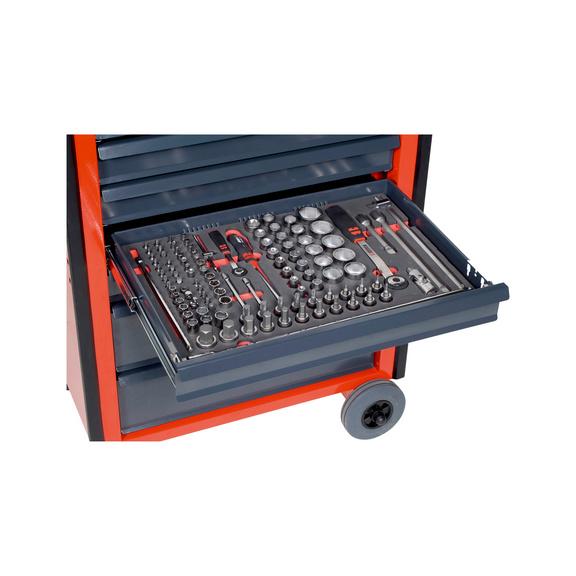 Werkplaatstrolley Compact - 0