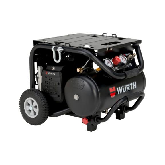 Compresseur électrique 20 L compact