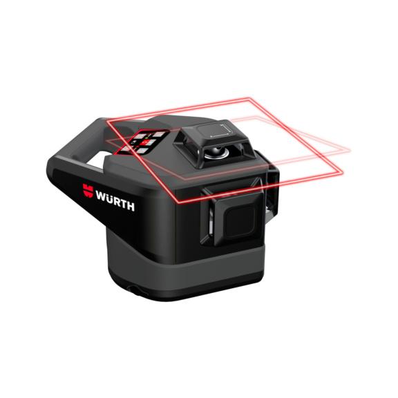 Livello laser multilinea MLL 18R - 2