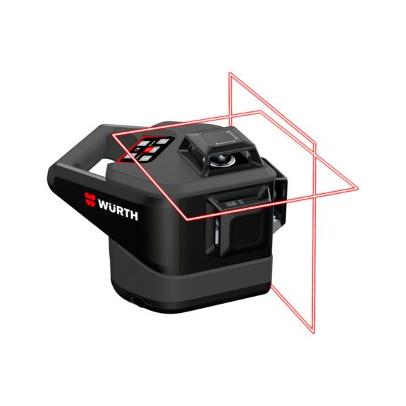 Livello laser multilinea MLL 18R - 0