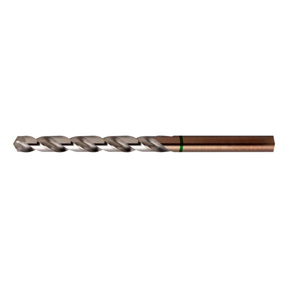 麻花钻头 含钴高速钢 DIN 338,RN 型,OXIDE - 1
