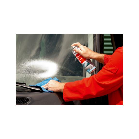 Active glass cleaner, tehokas lasinpuhdistusaine - BOMBE-500ML - MOUSSE POUR PARE-BRISE